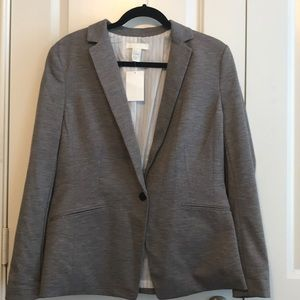 H&M blazer. Brand new with tags. Size 14.